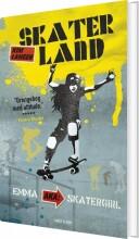skaterland 4. emma aka skatergirl - bog