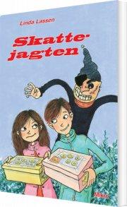 skattejagten - bog