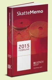 skattememo februar 2015 - bog