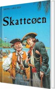skatteøen - bog