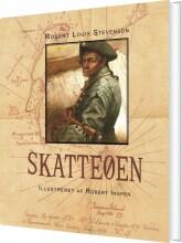robert ingpen: skatteøen - bog