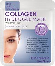 skin republic collagen hydrogel face mask - Hudpleje