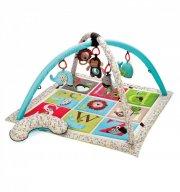 skip hop aktvitetstæppe / legetæppe til baby - abc - Babylegetøj