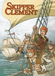skipper clement - Tegneserie