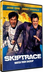 skiptrace - DVD