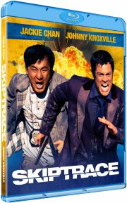 skiptrace - Blu-Ray