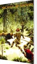 skjult af skoven - bog