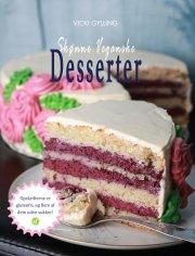 skønne veganske desserter - bog