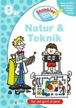 skoleklar lektiehjælper: natur & teknik - bog