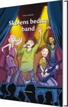 skolens bedste band - bog