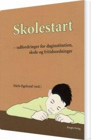 skolestart - bog