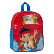 skoletaske jake og piraterne i rød og blå - Skole