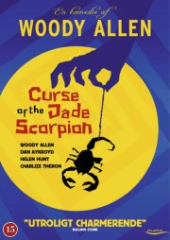 skorpionens forbandelse / the curse of the jade scorpion - DVD