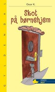 skot på børnehjem - bog