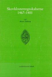 skovklosterregnskaberne 1467-1481 - bog