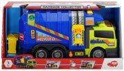 legetøjs skraldebil med lyd og lys - 39 cm - Køretøjer Og Fly