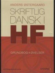 skriftlig dansk i hf - bog