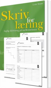 skriv for læring - faglig - bog