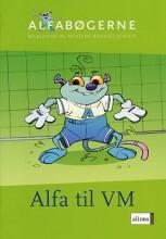 skrivevejen, alfabøgerne, alfa til vm, lette bøger - bog