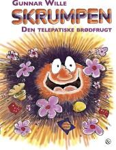 skrumpen - den telepatiske brødfrugt - bog