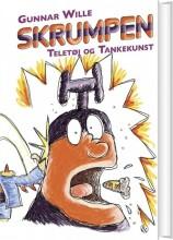 skrumpen - teletøj og tankekunst - bog