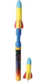 raket med affyring af skum - 80 cm - Udendørs Leg
