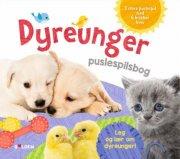 skumpuslespil: dyreunger - bog