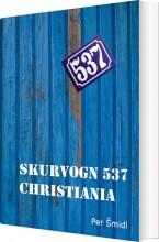 skurvogn 537 christiania - bog