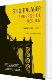 skyggeland - broerne til verden 3 - bog