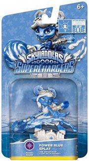 skylanders superchargers figur - power blue splat - Skylanders
