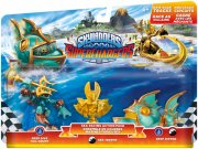skylanders superchargers - sea racing action pack - Skylanders