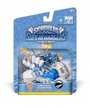 skylanders superchargers køretøjer - power blue splatter splasher - Skylanders