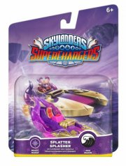 skylanders superchargers køretøjer - splatter splasher - Skylanders