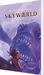 skyworld #1: himmelpiraterne - bog