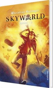 skyworld #3: øgleøen - bog