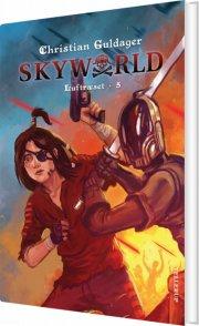 skyworld #5: luftræset - bog