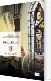 slægten 7: blodsbånd - bog