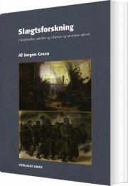 slægtsforskning i lægdsruller, søruller og i hærens og søværnets arkiver - bog