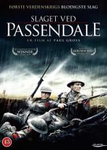 slaget ved passendale / passchendaele - film - DVD