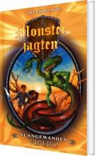 monsterjagten 10 - slangemanden vipero - bog