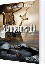 slangernes gift - bog