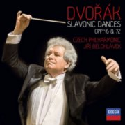jiri belohlavek - slavonic dances - cd
