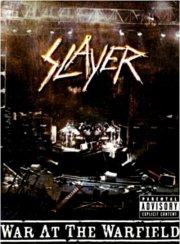 slayer - war at the warfield - DVD