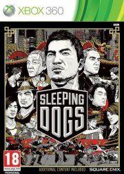 sleeping dogs - dk - xbox 360