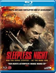 sleepless night / nuit blanche - Blu-Ray