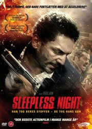 sleepless night / nuit blanche - DVD