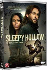 sleepy hollow - sæson 1 - DVD