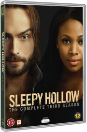 sleepy hollow - sæson 3 - DVD