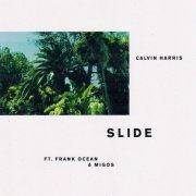 calvin harris - slide - single - Vinyl / LP