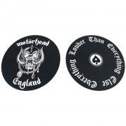 slipmat til pladespiller - england & louder - Merchandise